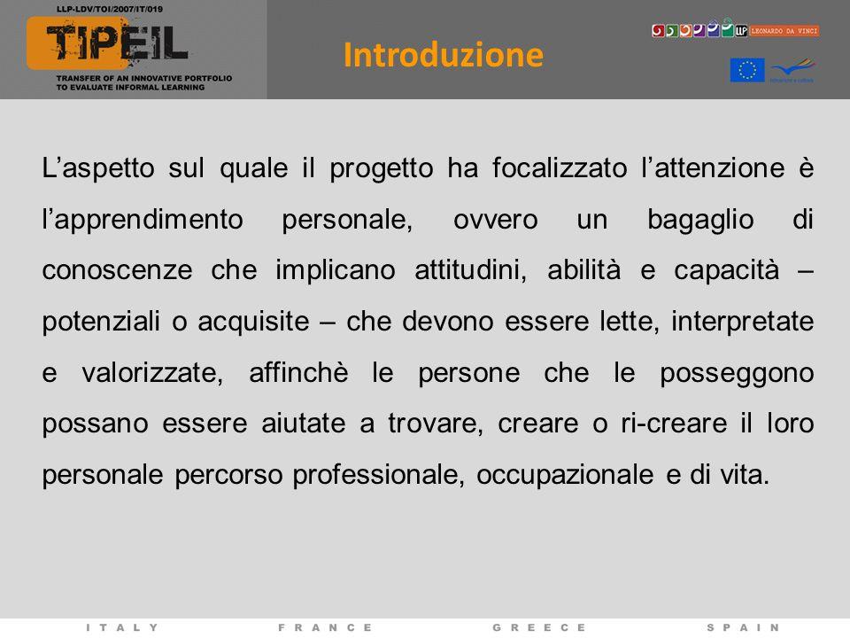 Una volta selezionato il Portfolio da modificare, la prima sezione che compare è Personal data e My short profile.