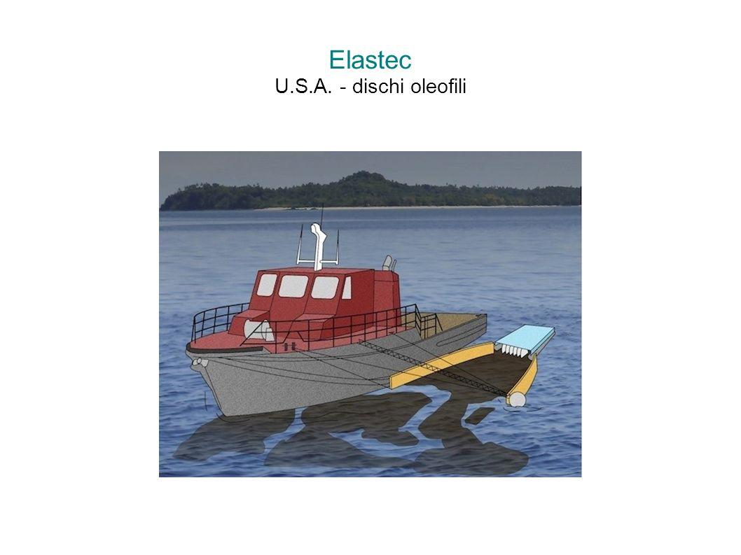 Elastec U.S.A. - dischi oleofili