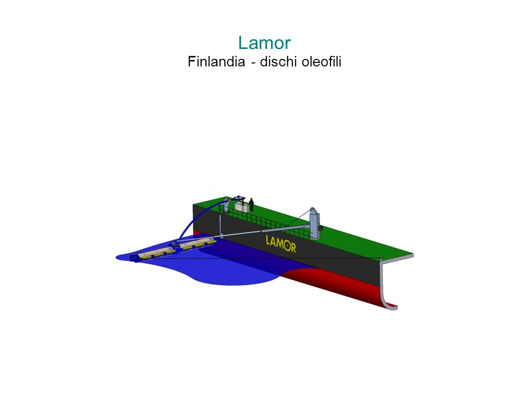 Lamor Finlandia - dischi oleofili