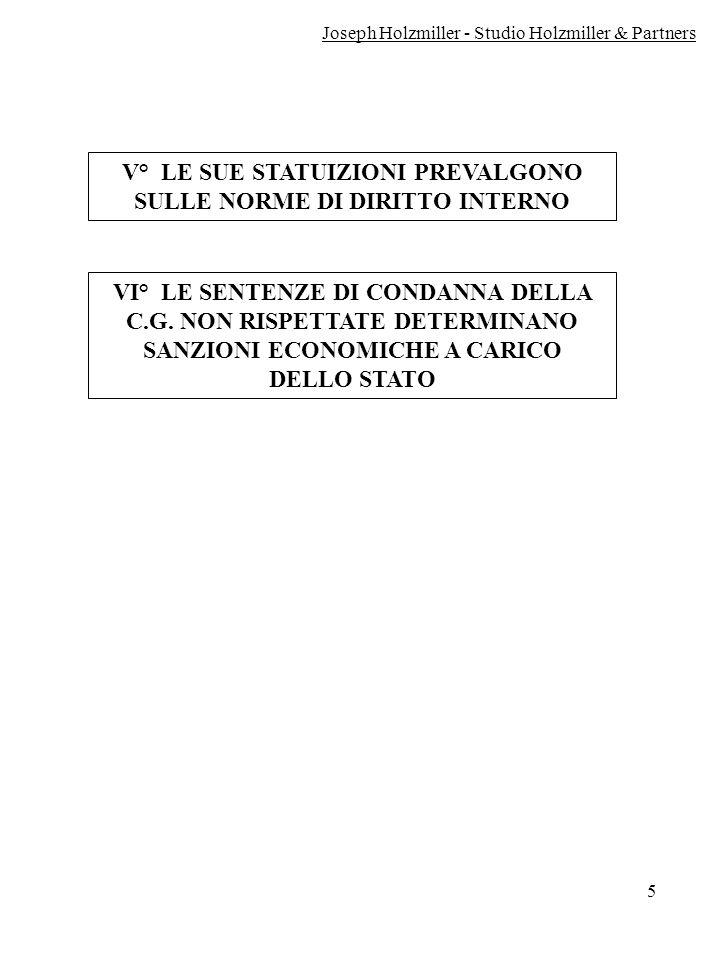 6 CHI PUO PATROCINARE ALLA CORTE DI GIUSTIZIA (PROCEDIMENTO EX.