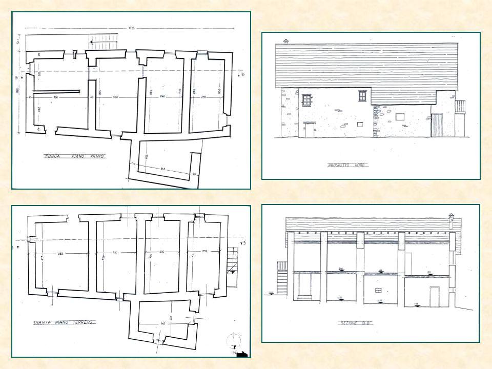 (4) Edificio rurale Buscaglia sulle alture di Legino