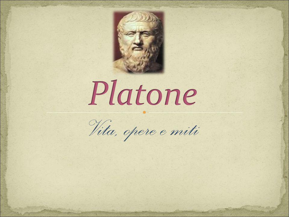 E uno dei miti platonici più famosi e si trova nel libro la Repubblica.