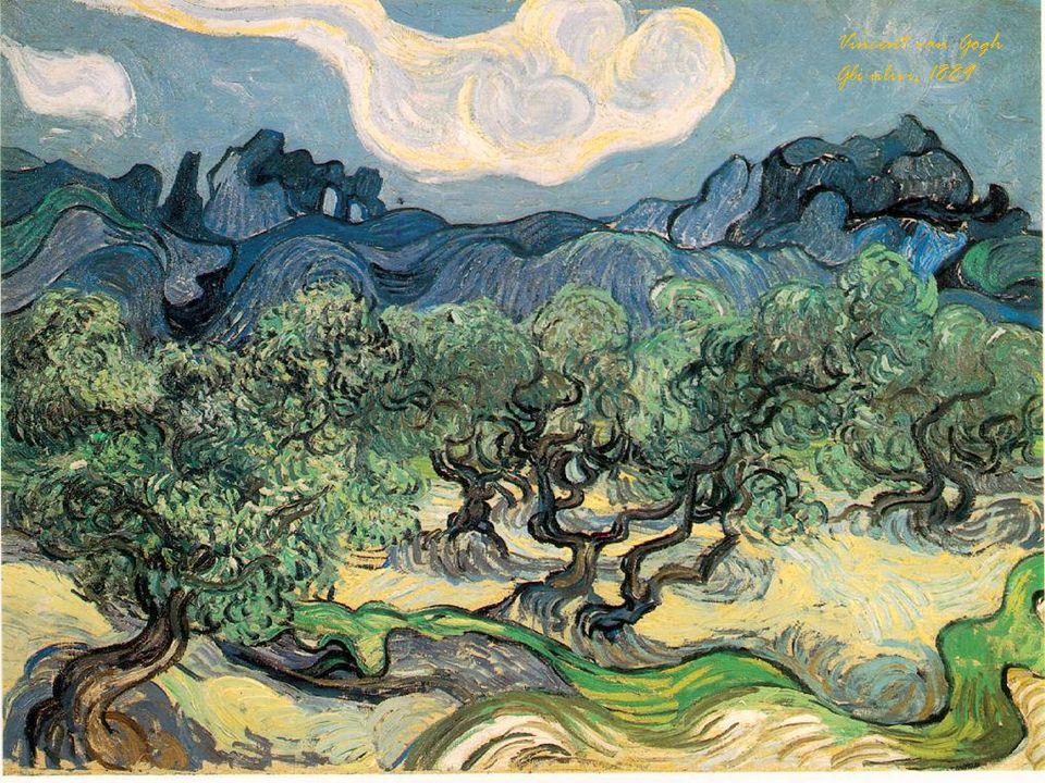 Vincent van Gogh Gli ulivi, 1889