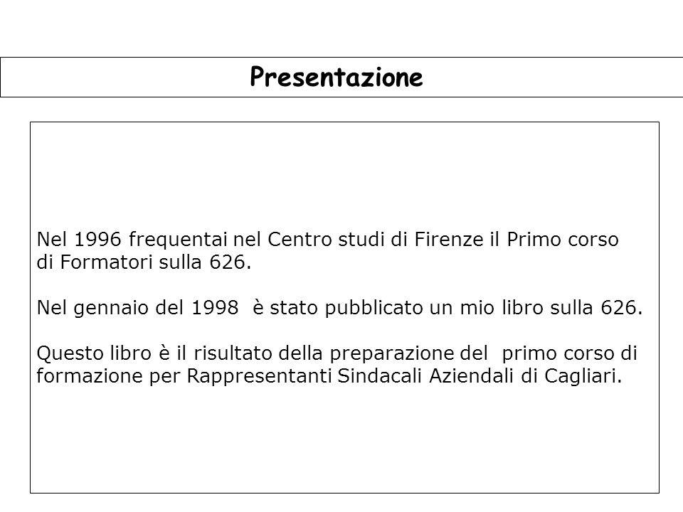 7 Presentazione Nellagosto del 2005 lEnte Bilaterale Artigiano della Sardegna ha pubblicato cinque lavori di cui due sulle problematiche legate alla organizzazione della stessa EBAS.