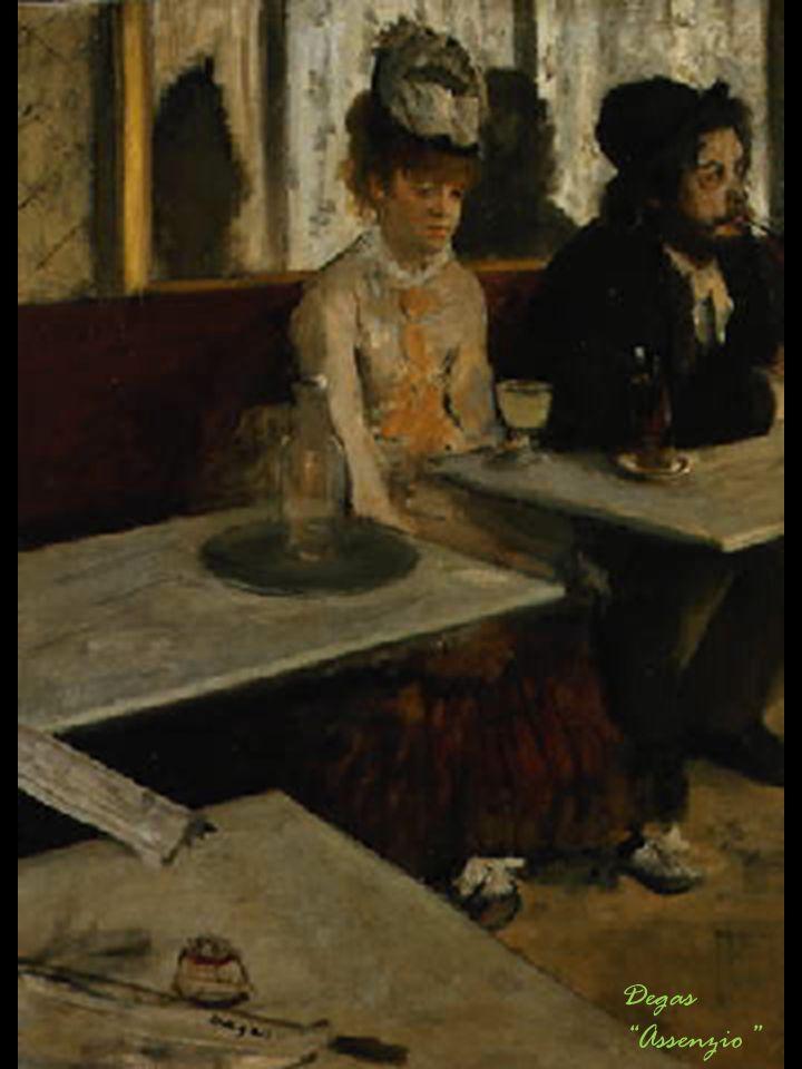 Degas Assenzio