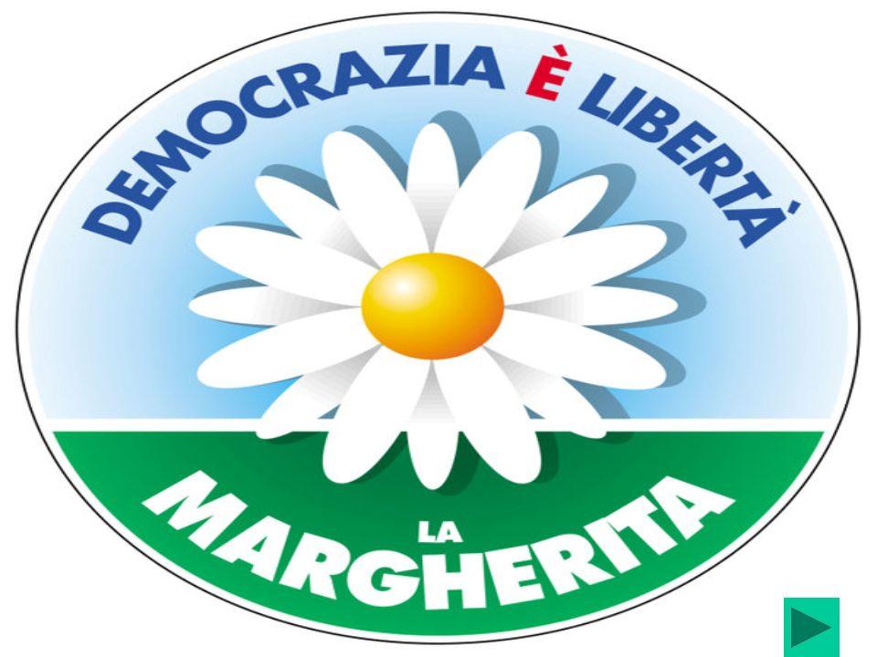 La Margherita (DL) è un partito politico italiano nato dall incontro in un unico soggetto centrista e riformista di forze politiche e culture legate al cristianesimo democratico, al liberalismo e di ispirazione socialdemocratica e liberal socialista.