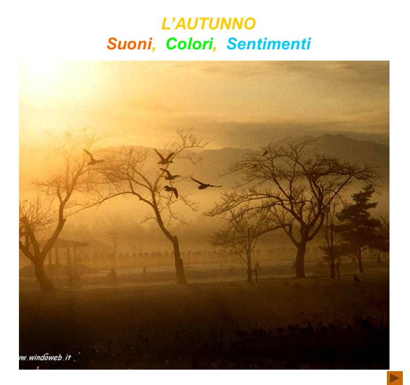 PAUL VERLAINE CANZONE DAUTUNNO I lunghi singulti dei violini d autunno mi lacerano il cuore d un languore monotono.