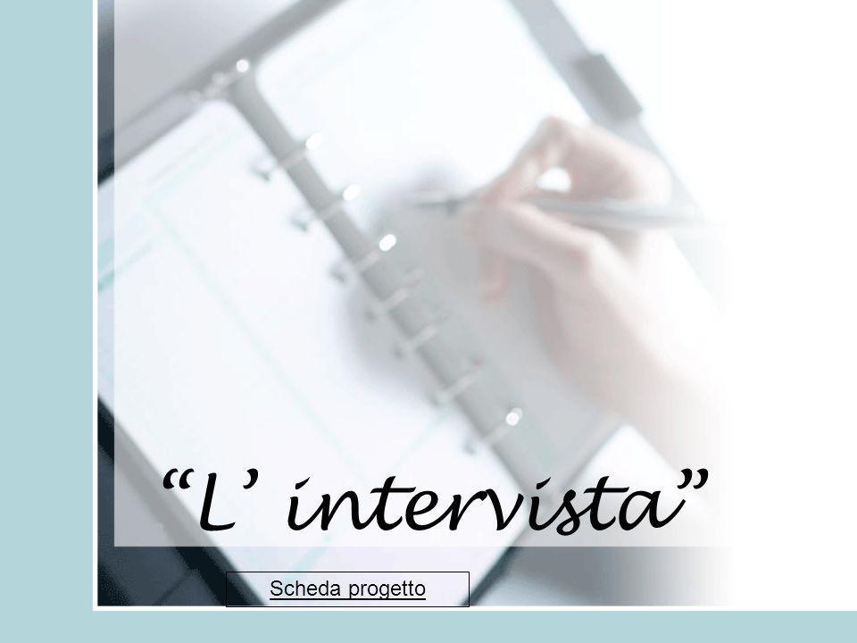 SERMO INTER TEMPORA (le interviste impossibili) Le interviste storiche possono essere considerate interviste impossibili poiché dovrebbero implicare un dialogo tra un intervistatore presente ed attuale ed un intervistato remoto e di un tempo passato.