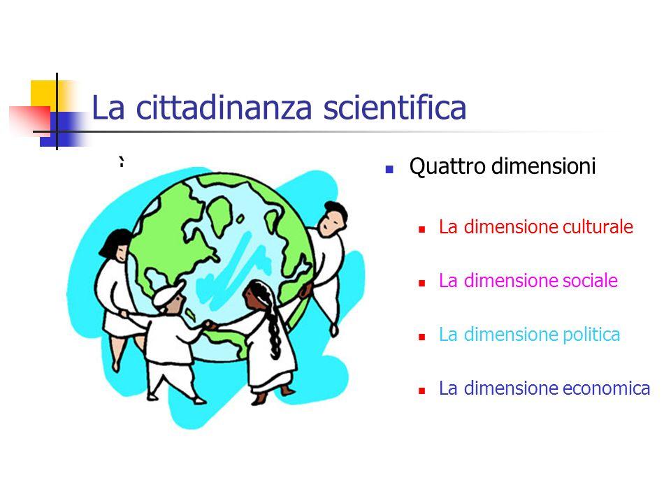 Lo scienziato post- accademico deve [saper] comunicare al pubblico dei non esperti La comunicazione pubblica complemento ineludibile della ricerca
