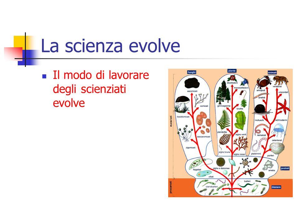 Tutta la comunicazione della scienza