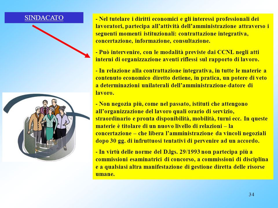 33 DIRIGENZA - E responsabile in via esclusiva dellattività amministrativa, tecnica e sanitaria, della gestione delle risorse assegnate e dei relativi