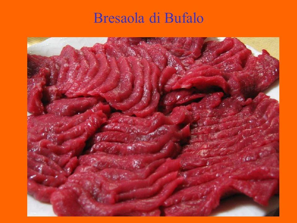 Bresaola di Bufalo