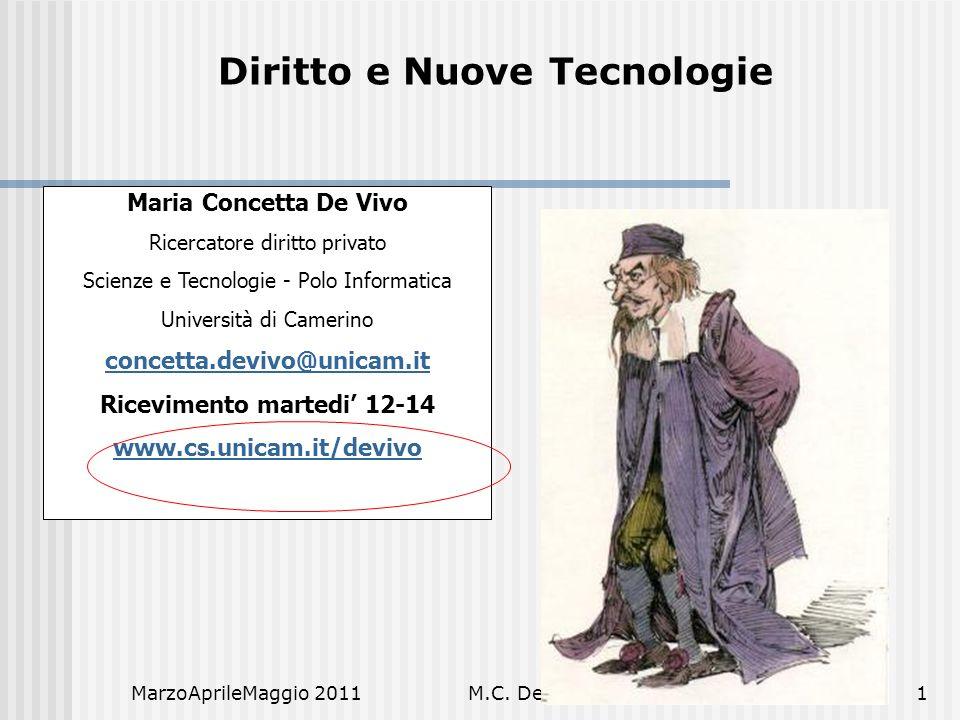 aa2010M.C.De Vivo22 Lo studio del fenomeno Internet Quando nasce.