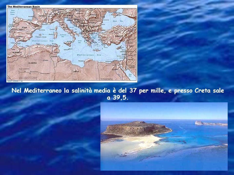 Il Mar Caspio è il più vasto lago della Terra, posto fra l'Europa sudorientale e l'Asia centrale la salinità media del lago è del 13 per mille ma si p