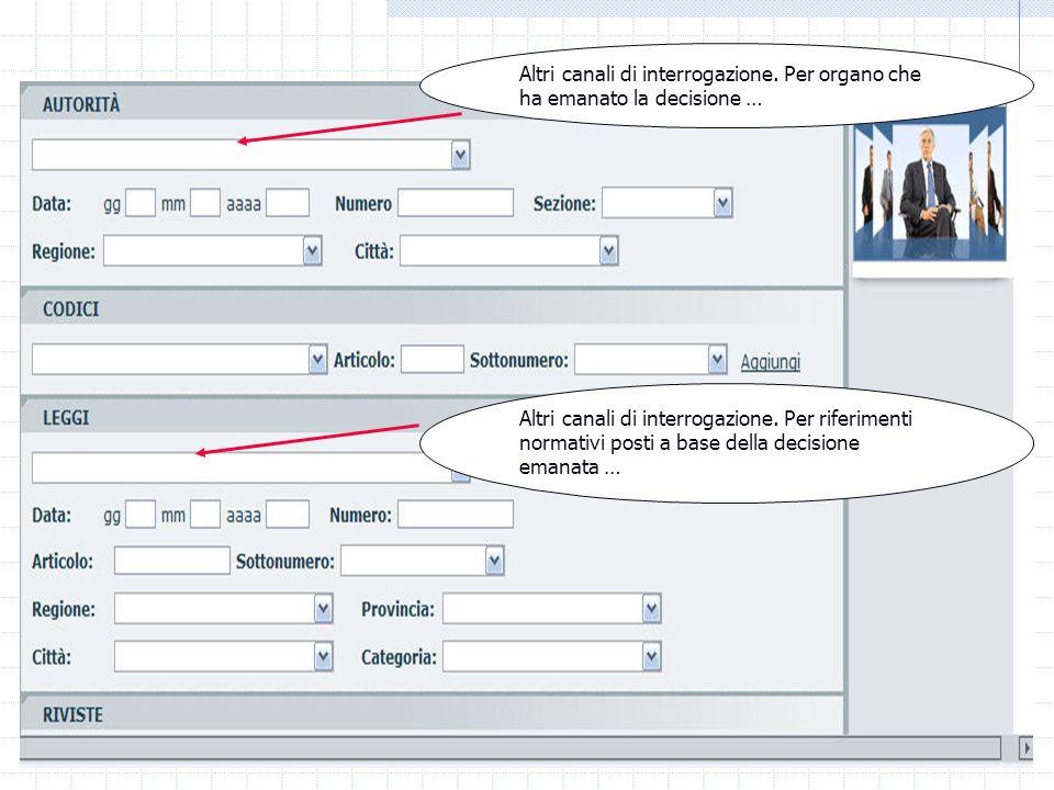 06/01/2014 M.C. De Vivo concetta.devivo@unicam.it24 Laboratorio informatico Banche dati off line Sia qui Quindi scegliere il canale di interrogazione.