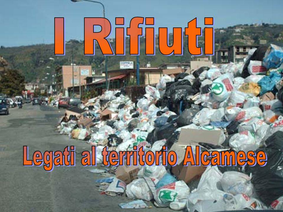 La gestione dei rifiuti ad Alcamo è affidata all