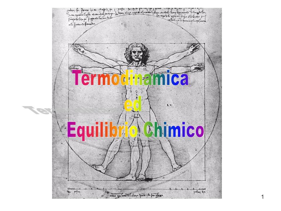 62 La variazione di entropia è data dal rapporto tra lenergia termica trasferita e la temperatura di trasferimento ( es: fusione del ghiaccio a 0°C) Misura dellEntropia S= S= QT (T e P costante)