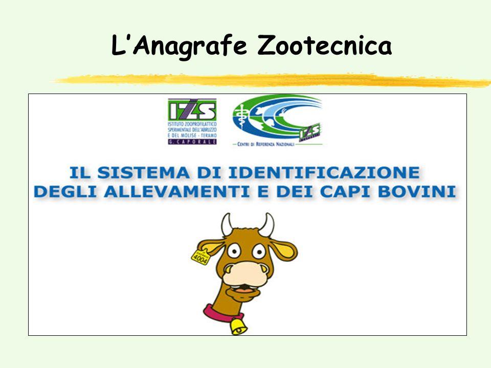 LAnagrafe Zootecnica Gli sportelli del CAA C.A.N.A.P.A.