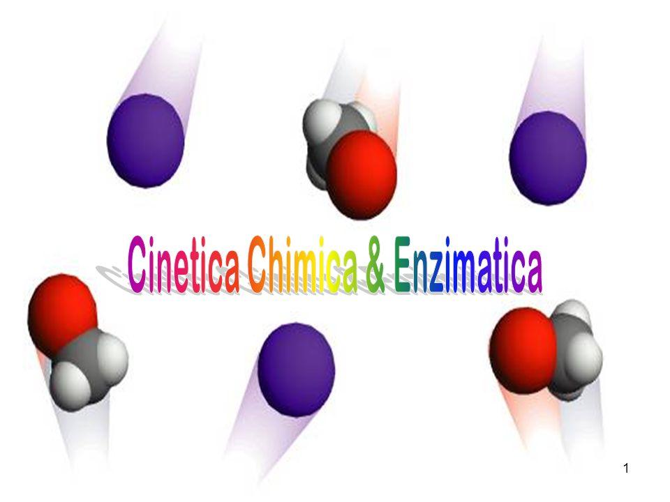 32 Significato di Km (1) Il valore di K m indica il grado di affinità di un enzima per un certo substrato Es1: confronto dei valori di K m tra due enzimi con i relativi substrati Anidrasi carbonica 10 7 Fosfofruttomutasi 10 12 Ureasi 10 14