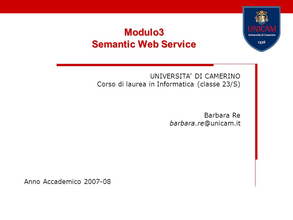 2 Agenda The Promise of Web Services Semantic Web Service OWL-S WSMO OWL-S and WSMO a comparison