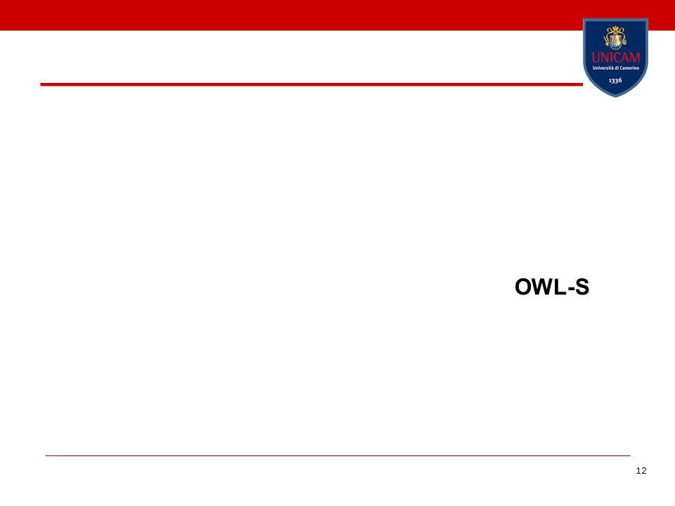 12 OWL-S