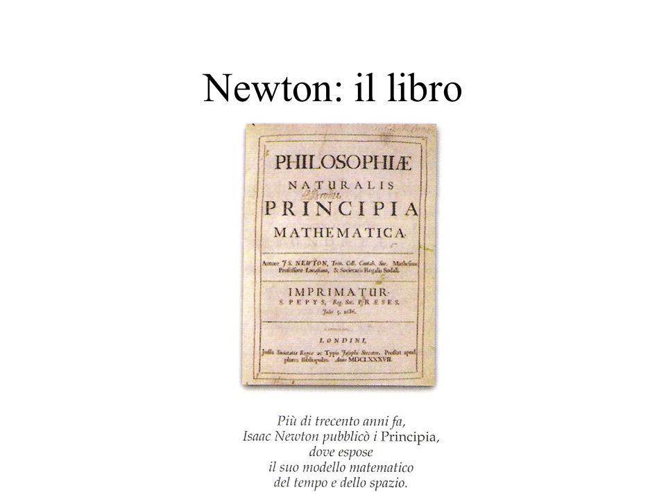 Newton: il libro