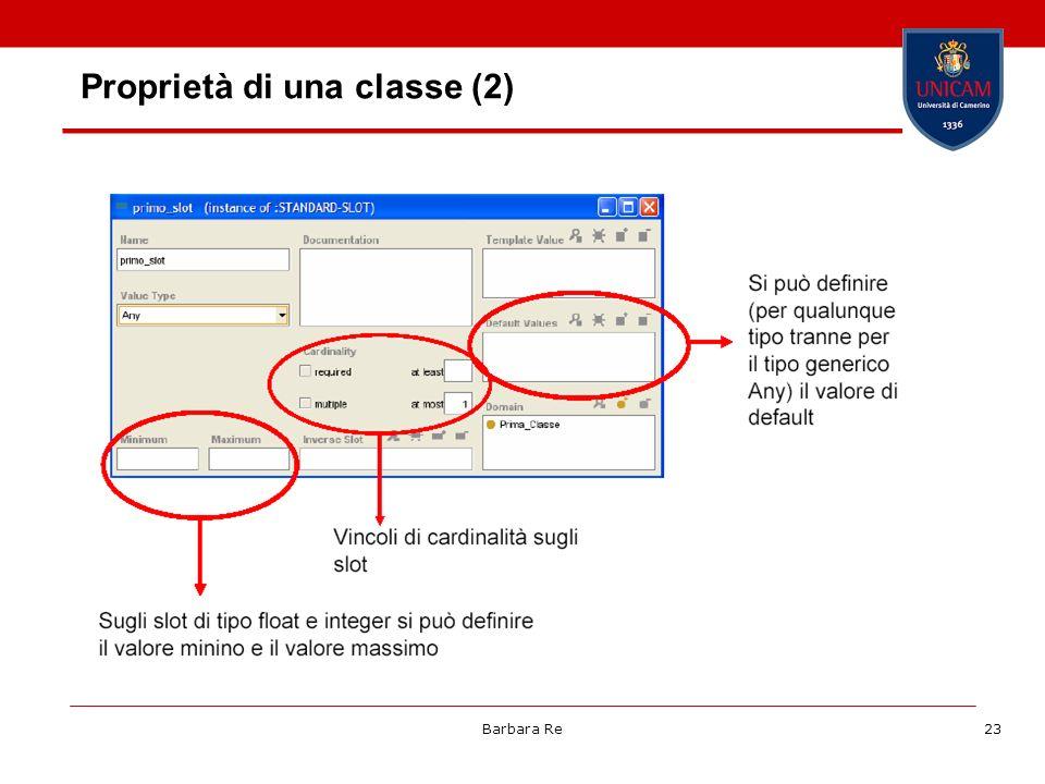 Barbara Re23 Proprietà di una classe (2)