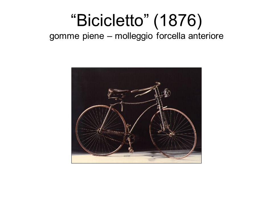 Bicicletta(industria) 1885: Bianchi Prinetti & Stucchi