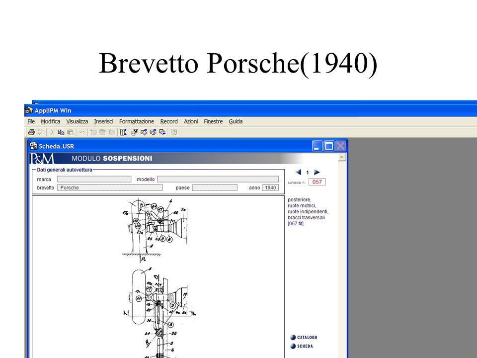 Brevetto Porsche(1940)