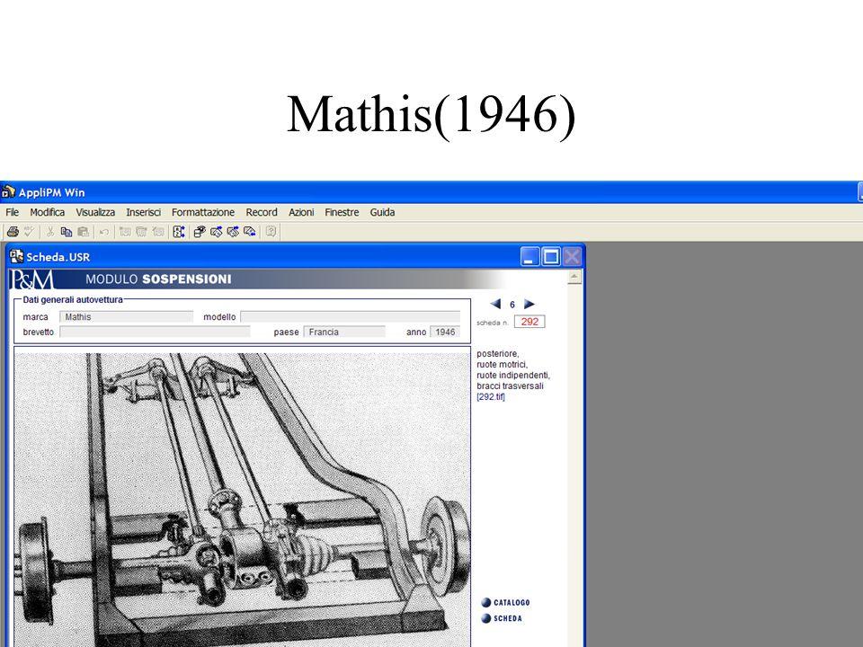 Mathis(1946)