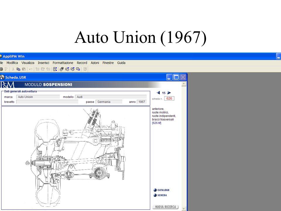 Auto Union (1967)