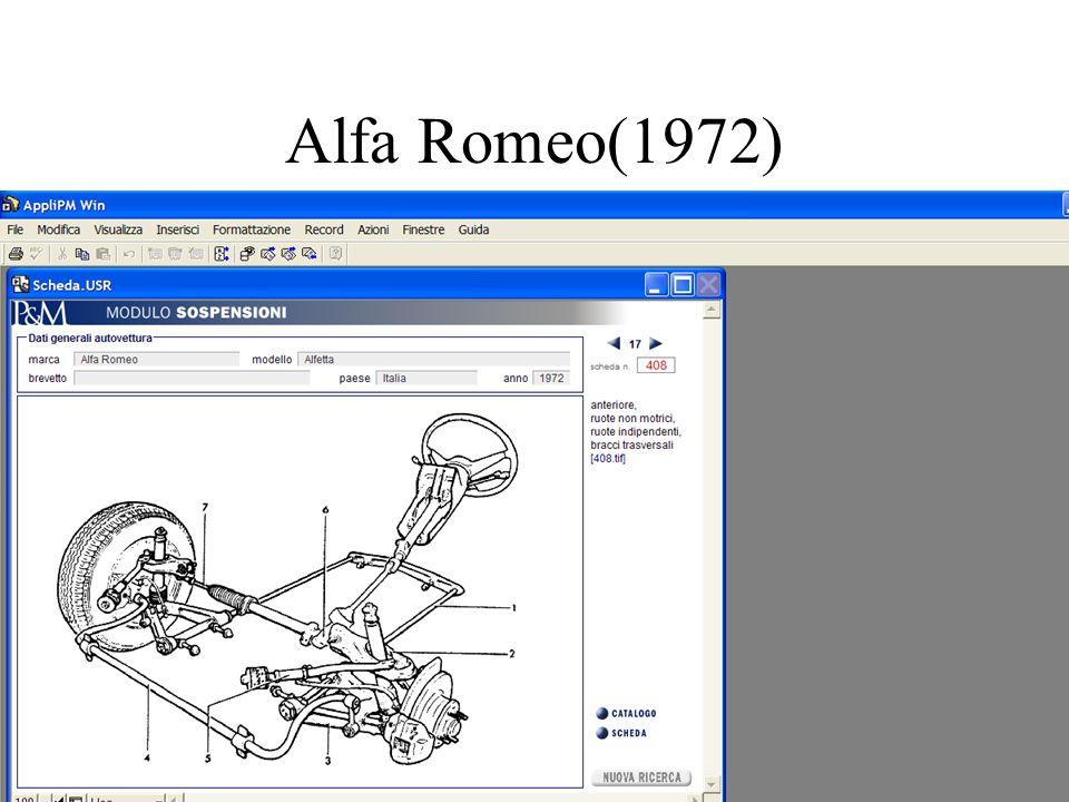 Alfa Romeo(1972)