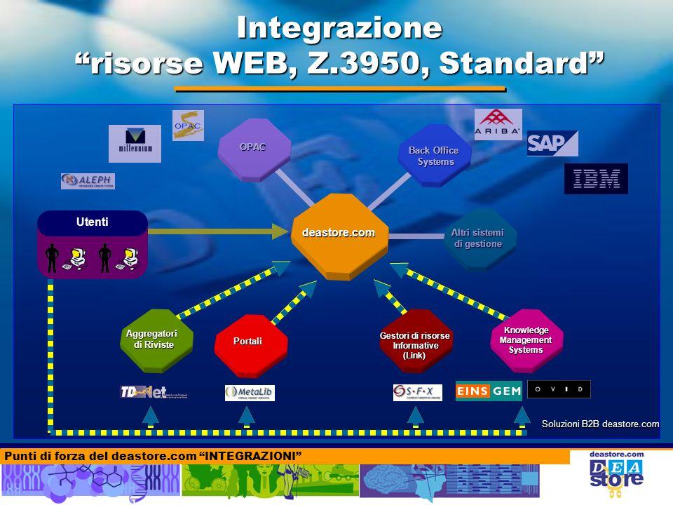 3) Pluralità di servizi a costo zero!