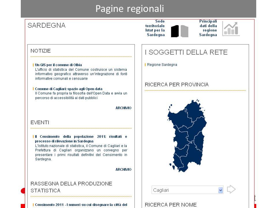 Pagine regionali