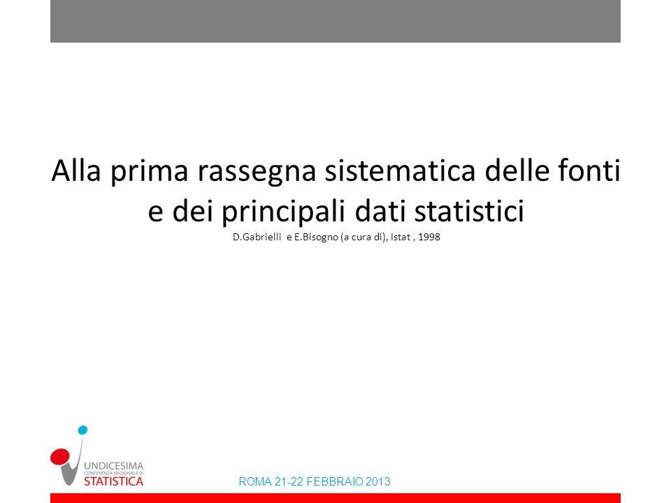 ROMA 21-22 FEBBRAIO 2013 Monografia Testo a stampa (moderno) Codice SBNPUV0364350 ISBN8845800792 Descrizione La presenza straniera in Italia negli anni 90 / Sistema statistico nazionale, Istituto nazionale di statistica.