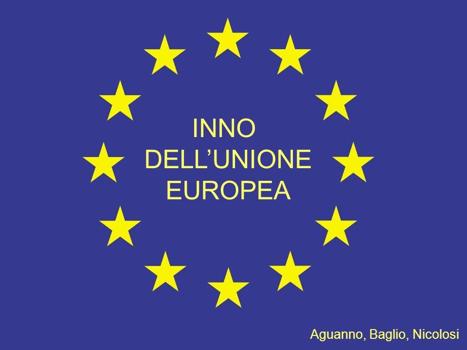 INNO DELLUNIONE EUROPEA Aguanno, Baglio, Nicolosi