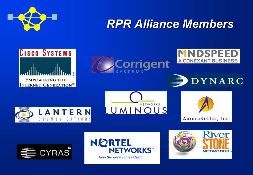 RPR Alliance Members
