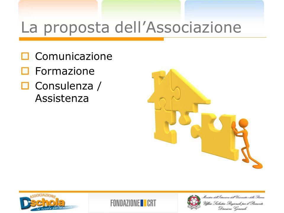 La proposta dellAssociazione Comunicazione Formazione Consulenza / Assistenza