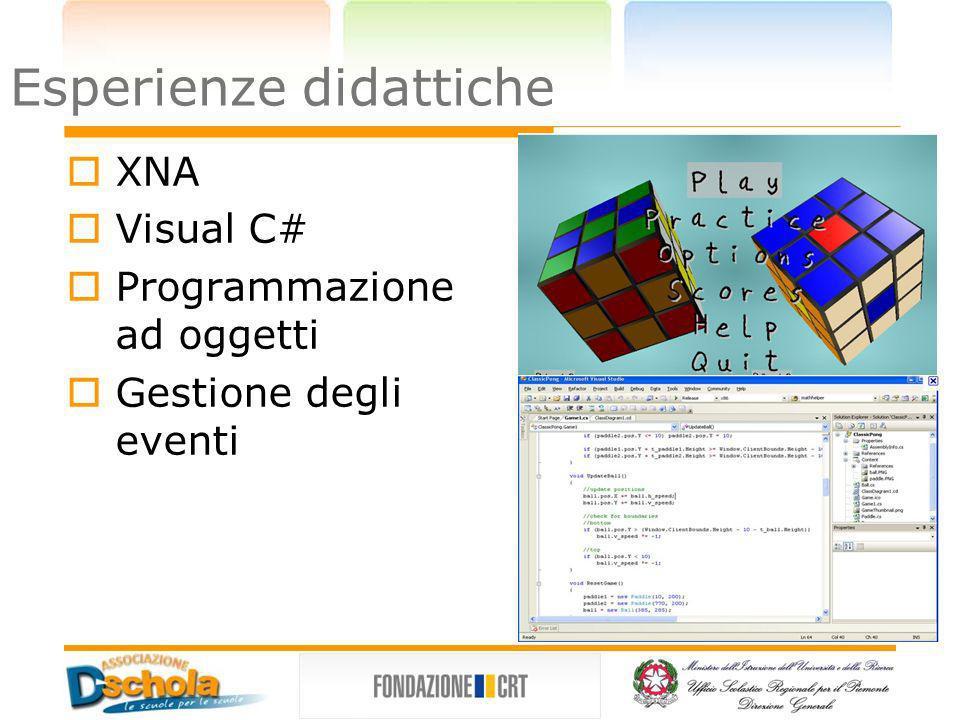 Esperienze didattiche DarkGDK Visual C++ DirectX Potente e completa libreria grafica