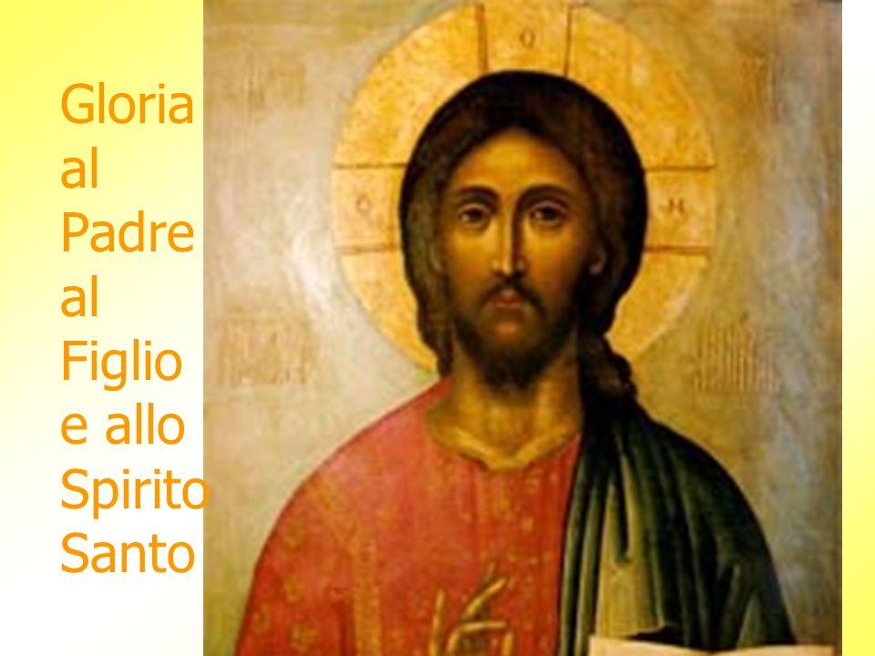 Gesù si trasfigura sul monte