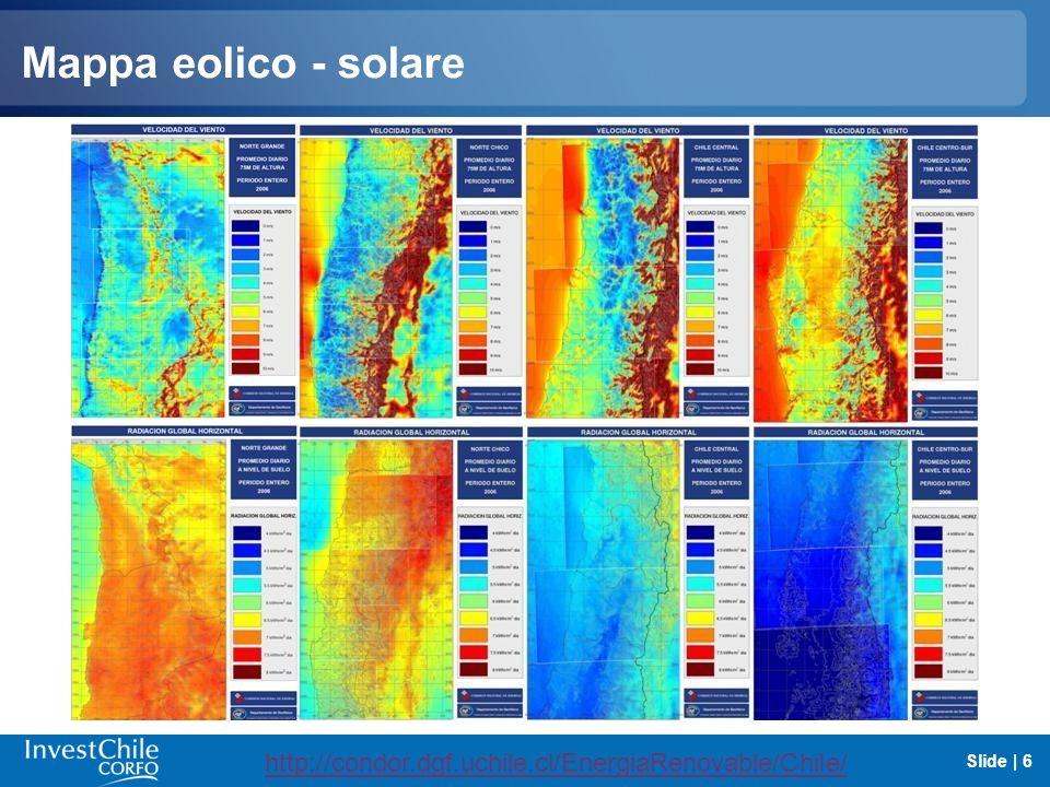 Mercato Elettrico Cileno Il mercato elettrico cileno si suddivide en tre parti: generazione, trasmissione e distribuzione.