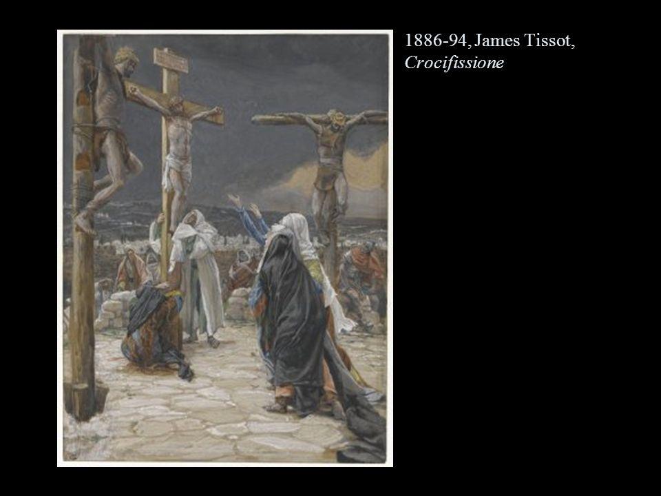 1886-94, James Tissot, Crocifissione
