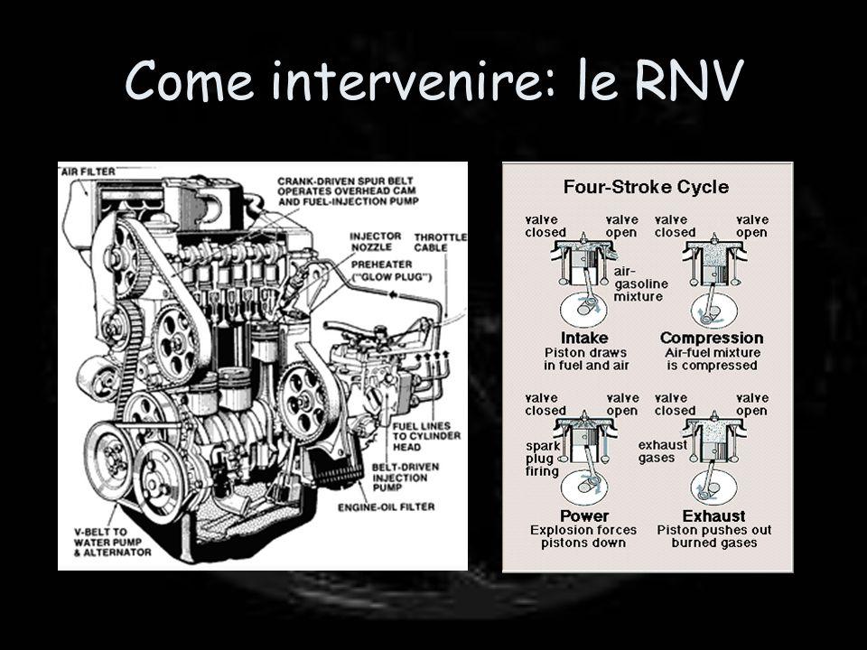 Come intervenire: le RNV