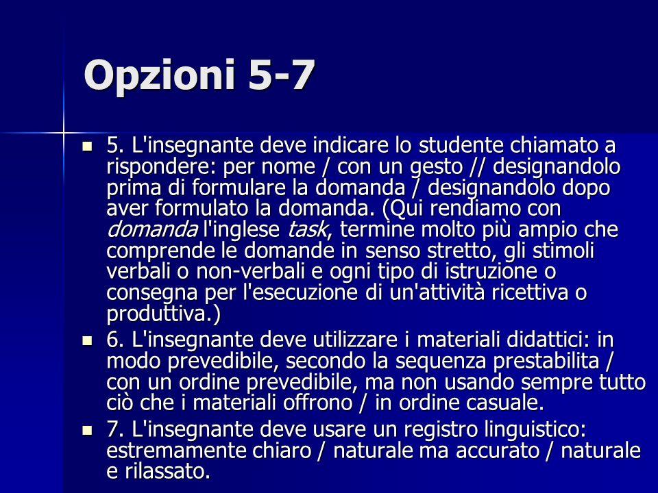 Riordino Riordina (dalla più positiva alla più negativa) le seguenti frasi dette dopo una festa.