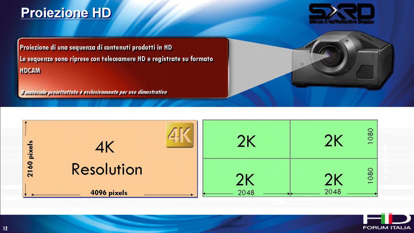 13 Riprese Live HD (OB SBP)