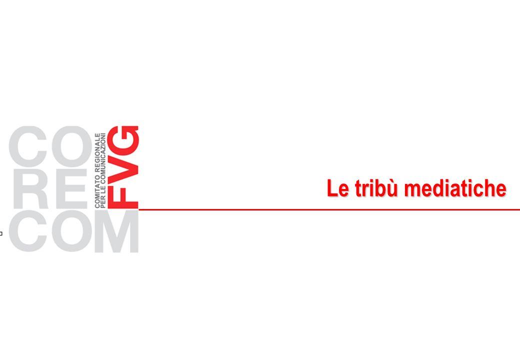 Le tribù mediatiche