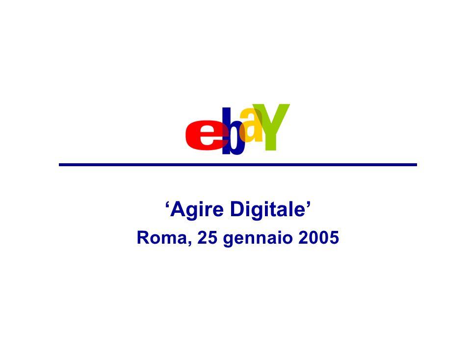 Agire Digitale Roma, 25 gennaio 2005