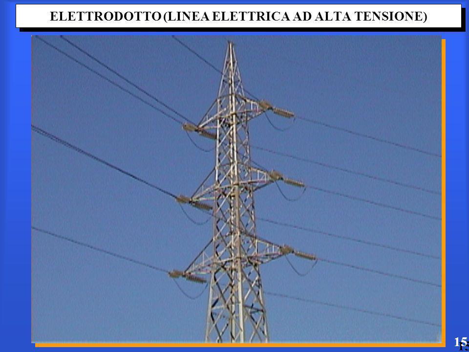 ELETTRODOTTO (LINEA ELETTRICA AD ALTA TENSIONE) 15