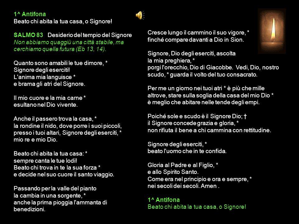 4 NOVEMBRE 2013 LUNEDÌ - III SETTIMANA DEL SALTERIO DEL T. O. SAN CARLO BORROMEO Vescovo LODI V. O Dio, vieni a salvarmi. R. Signore, vieni presto in