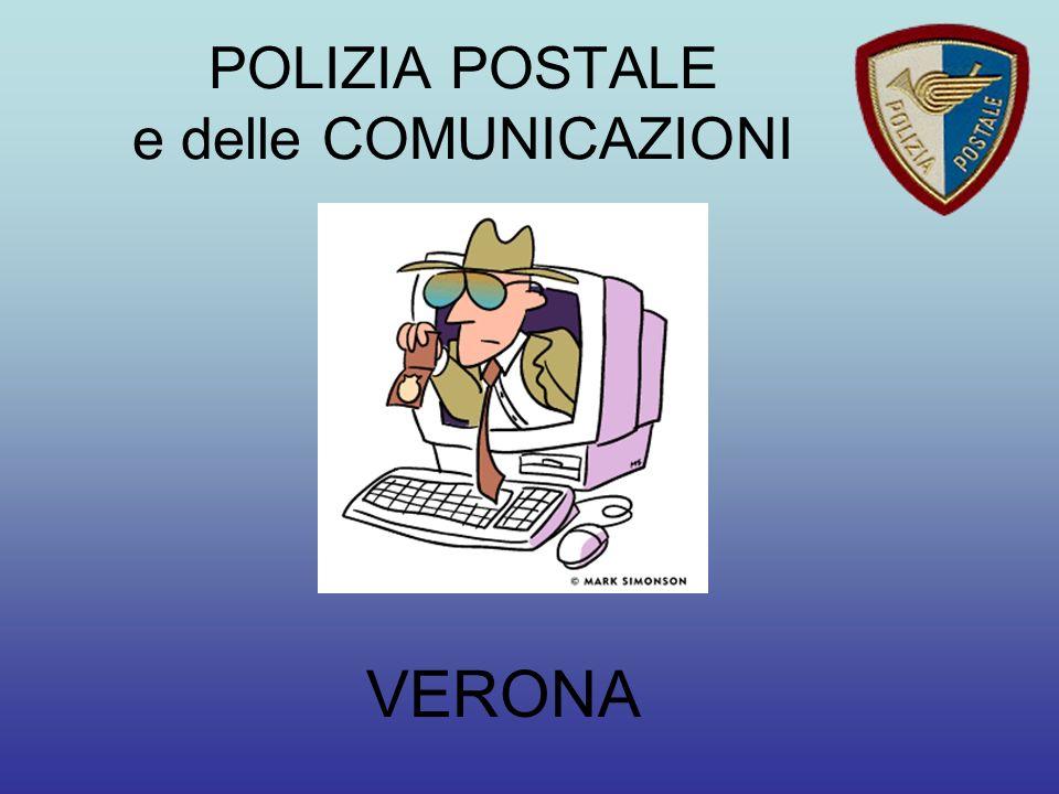 POLIZIA POSTALE e delle COMUNICAZIONI VERONA